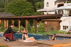 Infinity Whirlpool (Alphotel Tyrol)