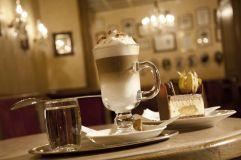 Kaffe und Kuchen im Café Zauner (c) Konditorei Zauner (Tourismusverband Bad Ischl)