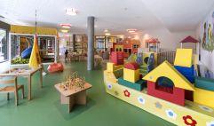 Der Kidisclub im Sport- und Wellnessresort Quellenhof