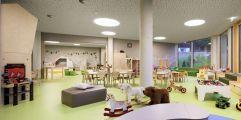 Kinder- und Babybetreuungsbereich (c) Michael Huber (Alpenrose - Familux Resort)