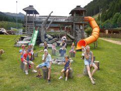 Kinderspielplatz (Alphotel Tyrol)