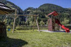 Kinderspielplatz im Sommer (Alpengasthof Zollwirt)