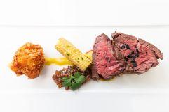 Köstliches Fleischgericht (Ratscher Landhaus)