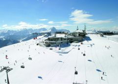 Kronplatz Panorama in Olang