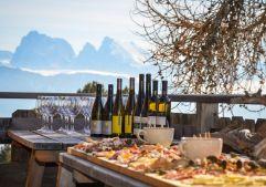 Kulinarik im Freien (Tourismusverein Klausen)