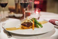 Kulinarischer Genuss (c) Johanna Gunnberg (VALLUGA Hotel)