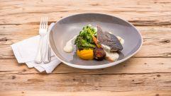 Kulinarischer Hochgenuss (Alpzitt Chalets)