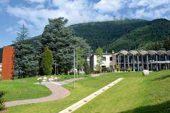 Kurhaus in Levico Terme (c) Daniele Mosna (TVB Valsugana Lagorai)