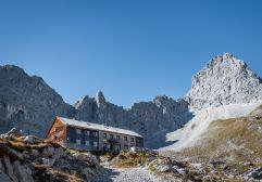 Lamsenjochhütte (c) Angélica Morales (Silberregion Karwendel)