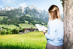 Lesungen in den Bergen im PURADIES (c) Peter Kuehnl (PURADIES Hotel & Chalets)