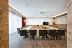 Lichtdurchfluteter Tagungsraum 'Ideen-Schmiede' (c) Günter Standl (Hotel Traumschmiede und Gasthof zur alten Schmiede)