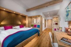 Liebevolle Gestaltung der Zimmer (c) Foto Atelier Wolkersdorfer (IMPULS HOTEL TIROL)