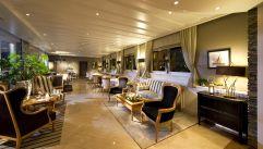 Loungebereich im Kollers (KOLLERs Hotel)