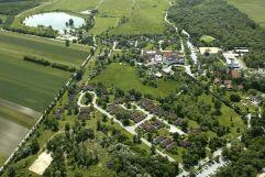 Luftaufnahme vom Vila Vita Pannonia