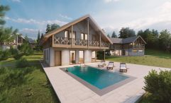 Luxus Chalet (The Grand Green Familux Resort)