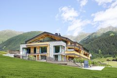 Luxus SPA Chalet-Appartements Salena (c) Michael Huber (Hotel Quelle Nature Spa Resort)