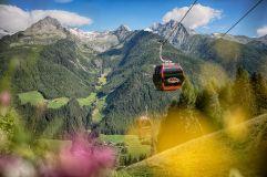 Mit der Bergbahn in die Summerworld Ahrntal (Amonti & Lunaris Wellnessresort)