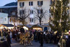 Mittelalterlicher Weihnachtsmarkt (Tourismusverein Klausen)