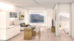 Moderne Appartements des Alpe Maritima Ossiacher See (Alps Residence)