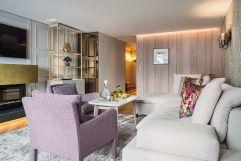 Moderne Executive Suite Deluxe (c) Dominik CINI (Hotel Zürserhof)