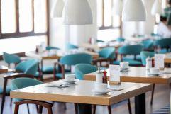 Moderner Restaurantbereich (c) Johanna Gunnberg (Hotel Espléndido)