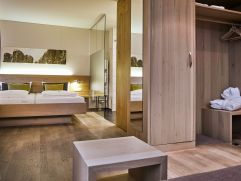 Moonetlüamle Doppelzimer (c) Michael Gunz (Genuss & Aktivhotel Sonnenburg - Kleinwalsertal Hotels)