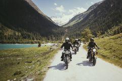 Motorradtour in der Natur (Wanderhotel Gassner)
