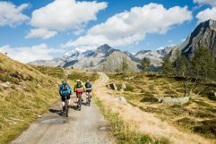 Mountainbike-Tour (c) Hansi Heckmair (Wellnessresort AMONTI & LUNARIS)