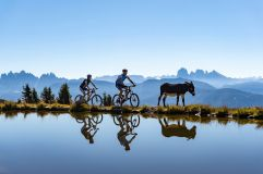 Mountainbiken - (c) Helmuth Rier (Tourismusverein Klausen)