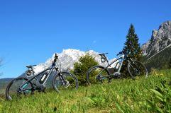 Mountainbiken in atemberaubender Natur (MyTirol)