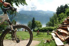 Mountainbiketour um den See (KOLLERs Hotel)