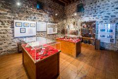 Museum der Burg Freundsberg (c) Angélica Morales (Silberregion Karwendel)