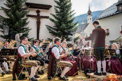 Musikkapelle beim Rauriser Bauernherbst (c) Florian Bachmeier (Tourismusverband Rauris)
