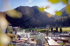 Naturbadeteich im Sommer (c) Michael Huber (Fontis eco farm & suites)