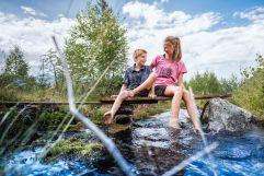 Naturparadies für Kinder (c)Wildkogel - Arena Neukirchen & Bramberg