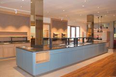 Neue Buffetlandschaft im Hotel Larimar (Hotel Larimar)