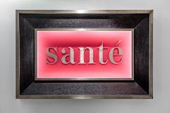 Neue hauseigene Vinothek Santé (Alpen-Wellness Resort Hochfirst)