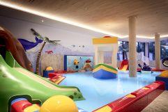 neuer Kidspool (c) Michael Huber (Alpenrose - Familux Resort)