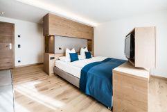 Original Bergblick Zimmer (c) Silvia Weiss (Hotel Alpenhof)