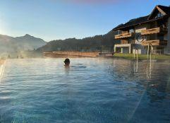 Outdoor-Panoramapool (Hotel Bergblick)