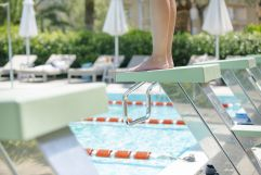 Outdoor-Pool im Palma Sport + Tennis Club (c) Johanna Gunnberg (Hotel Espléndido)