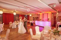 Pärchen beim Tanzen (Hotel Asam)