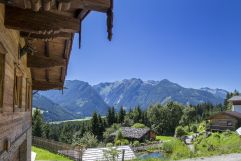Panoramaausblick auf die Berge (c) Photoart Reifmüller (Naturdorf Oberkühnreit)