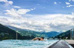 Panoramapool mit traumhaftem Ausblick (alpina zillertal)