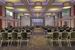 Parlamentarischer Tagungsraum ASAM-Saal (Hotel Asam)