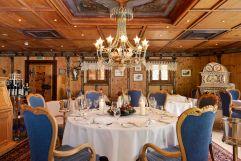 Paznauner Stube im Hotel Trofana Royal