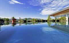 Penthouse Spa am Pool im  Pfeffel (c) Alexander Pfeffel (winzerhotels)