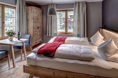 Pfannhorn Doppelzimmer im Sommer (Alpengasthof Zollwirt)