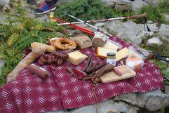Picknick in der Genussregion Kleinwalsertal (Hotel Gemma - Kleinwalsertal Hotels)