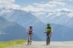 Radfahren am Wildkogel (Wanderhotel Gassner)